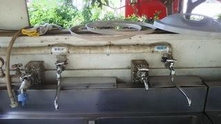 飲料水専用蛇口